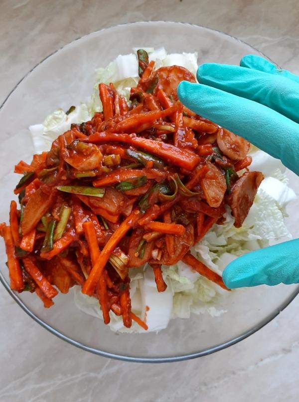 Jak zrobić kimchi?
